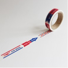 Washi Tape Primaute (Regular) - Airmail Label