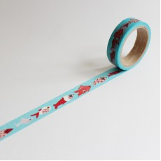 Washi Tape Primaute (Regular) - Gold Fish