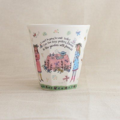 Melamine Tumbler - Garden Party
