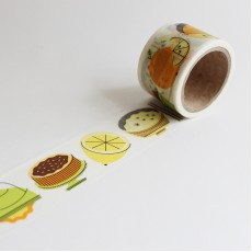 Washi Tape Primaute (Wide) - Dining