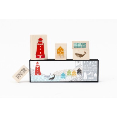 Beach Stamp Set