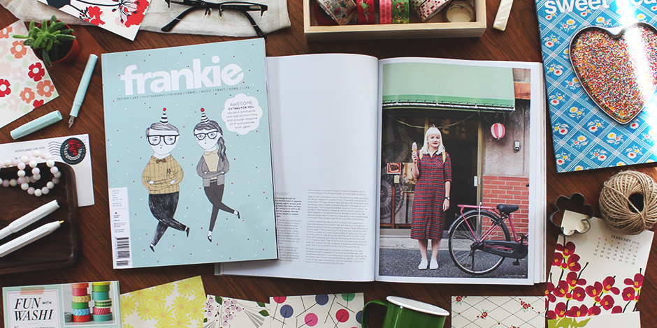 Frankie Issue 63