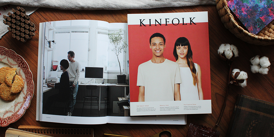 Kinfolk Vol.17