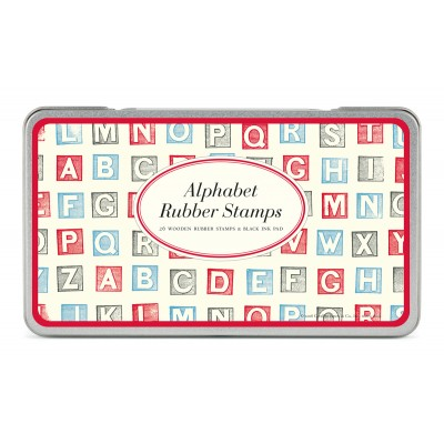 ABC Alphabet Stamp Set