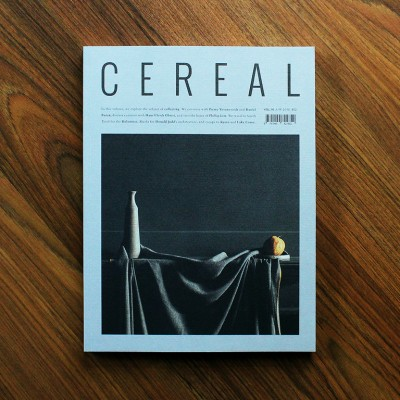 Cereal Magazine Vol. 16