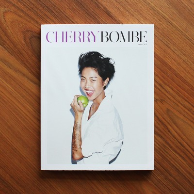 Cherry Bombe Magazine (#04) - The New School/Old School Issue