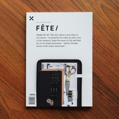 Fête - Autumn 2015 (Issue No.10)