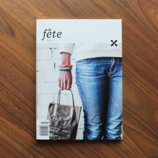 Fête - Spring 2014 (Issue No.08)