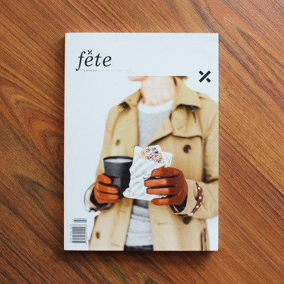 Fête - Winter 2014 (Issue No.07)
