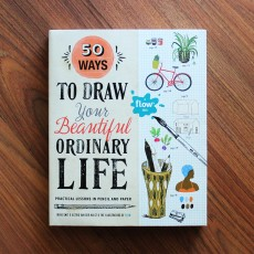 50 Ways To Draw Your Beautiful, Ordinary Life : Practical Lessons in Pencil and Paper