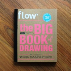 Flow The Big Book Of Drawing