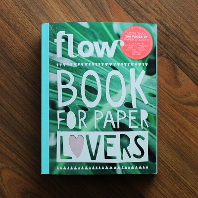 Flow - Book for Paper Lovers #06 (2019)