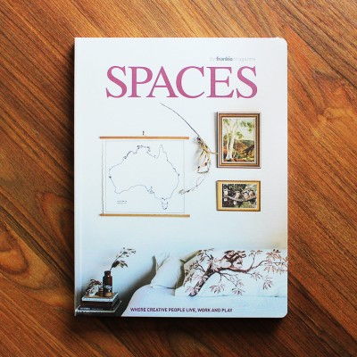 SPACES Vol.5 by Frankie Magazine