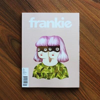 Frankie Magazine - Issue 72
