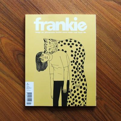 Frankie Magazine - Issue 85