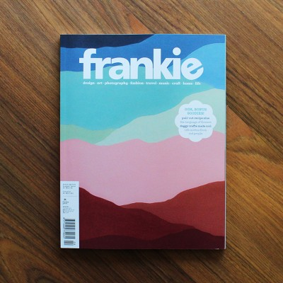 Frankie Magazine - Issue 90