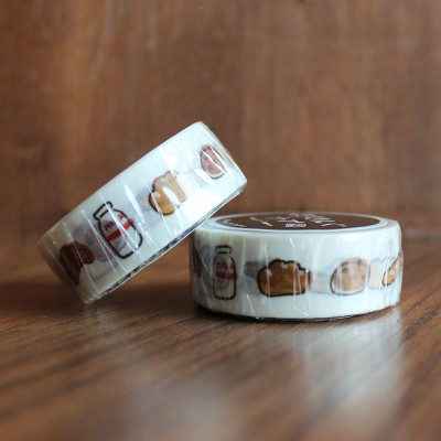 Washi Tape - Koro Koro Bread