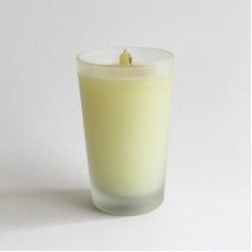 Lemongrass Frosted Mini Candle