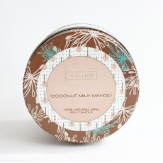 Coconut Milk Mango Retro Tin