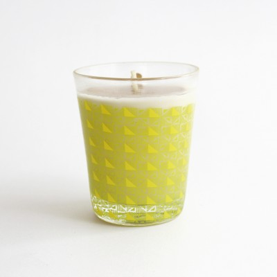 Pineapple Cilantro Demi Boho Candle