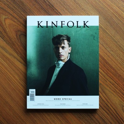 Kinfolk Volume 22 - The Work Special Issue