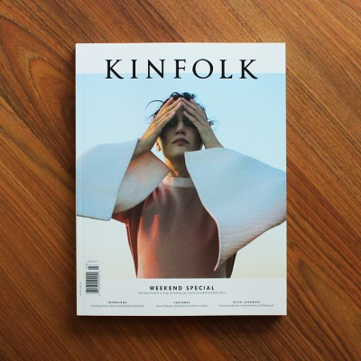 Kinfolk Volume 23 - The Weekend Special Issue