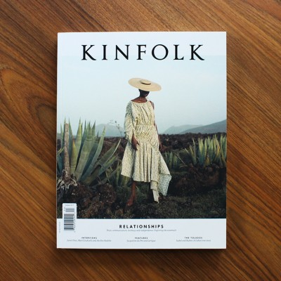 Kinfolk Volume 24 - The Relationships Special Issue