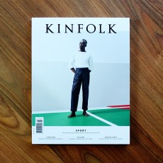 Kinfolk Volume 26 - The Sport Issue