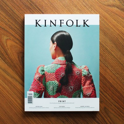 Kinfolk Volume 29 - The Print Issue