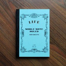 Life Noble Notebook A5 (8mm Ruled)