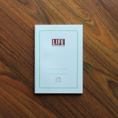 Life Pistachio Notebook B6 (7mm Ruled)