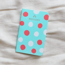 Pocket Notebook - Candy Polka