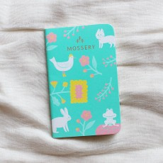 Pocket Notebook - Garden Green