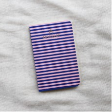 Pocket Notebook (Graphic Series) - Stripe
