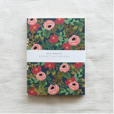 Everyday Pocket Notebooks - Rosa Pair of Pocket Notebooks