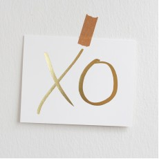 Garance Doré Collection - XO Love Greeting Card