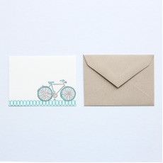 Bicyclette Gift Tag - 6pcs