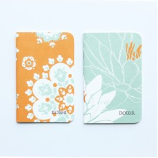 Persimmon Jotters Notepad