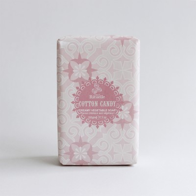 Sweet Treats Cotton Candy Creamy Vegetable Soap 200g