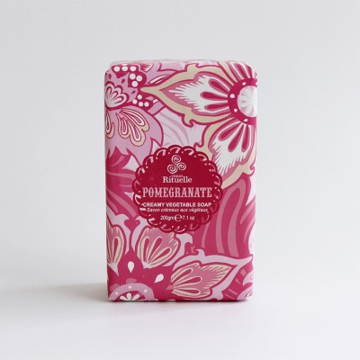 Sweet Treats Pomegranate Creamy Vegetable Soap 200g