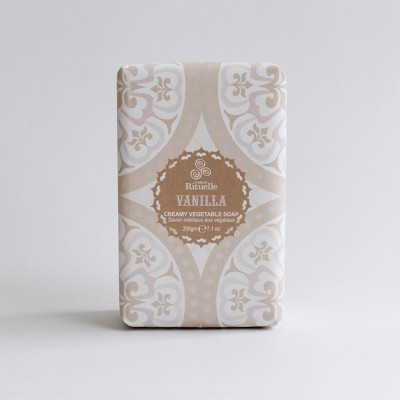 Sweet Treats Vanilla Creamy Vegetable Soap 200g