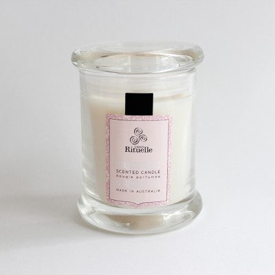 Tea Ceremony Turkish Rose & Vanilla Scented Candle