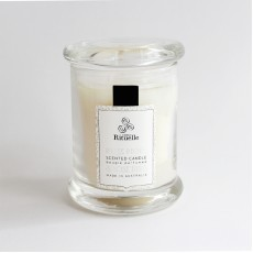 Tea Ceremony White Peony & Rose Buds Scented Candle