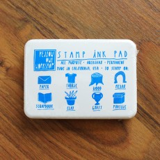 Stamp Ink Pad - Blue