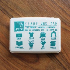 Stamp Ink Pad - Turquoise