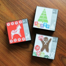 Christmas Stamp Bundle - 3 Stamp Sets