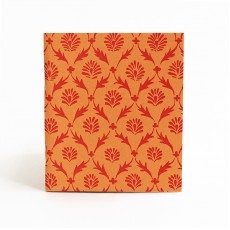 Orange Pattern Pocketbook