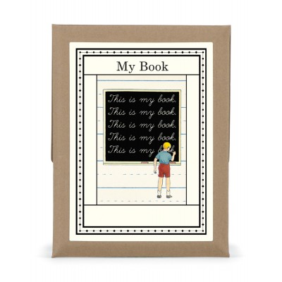 Chalk Board Bookplates