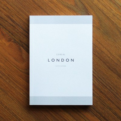 Cereal London City Guide