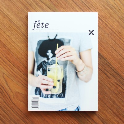 Fête - Summer 2013 (Issue No.05)